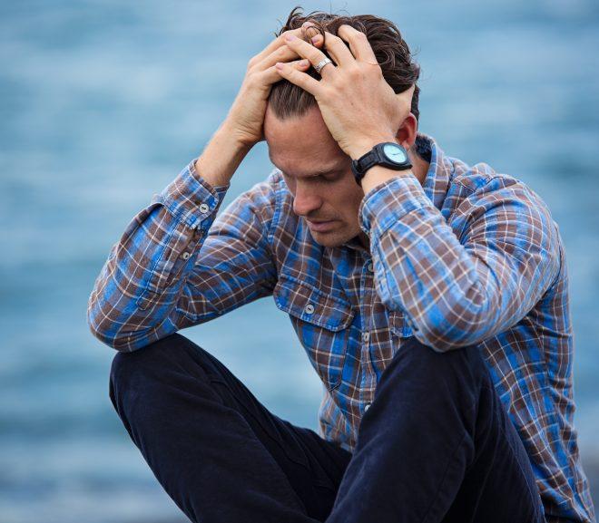 Mannen en depressie